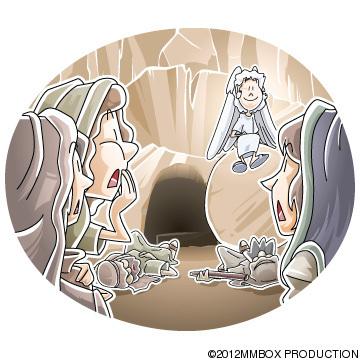 イエス様の復活