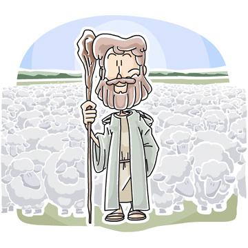 イエス キリスト、良き羊飼い