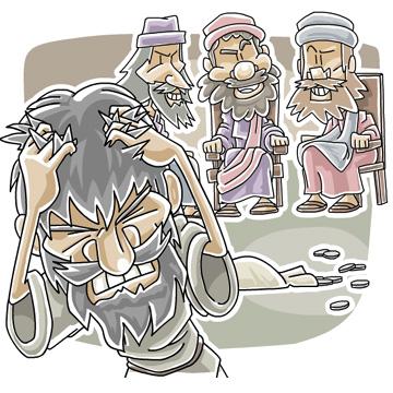 イスカリオテのユダの死