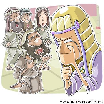 ベニヤミンを救うためのユダの嘆願