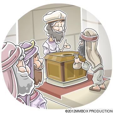 宮を修理したヨアシュ
