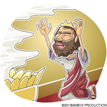 ダビデの祈り