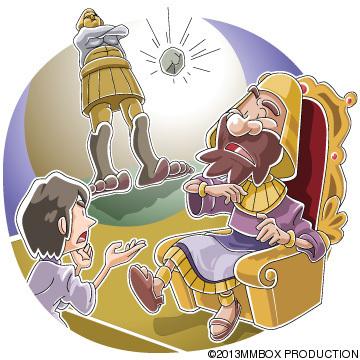 ネブカドネザル王の夢