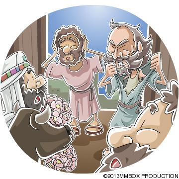 神々と間違われたパウロとバルナバ