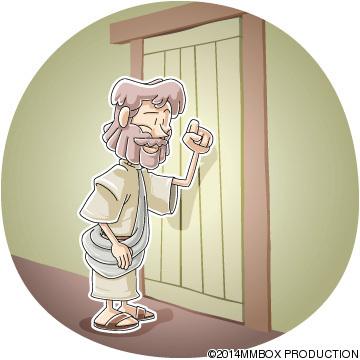 あなたの扉を叩くイエス・キリスト