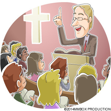 聖書を学ぶ子供たち 2